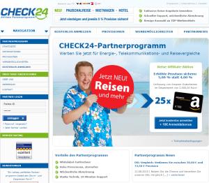 screenshot check24.de