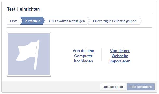 Fb Seite Profil