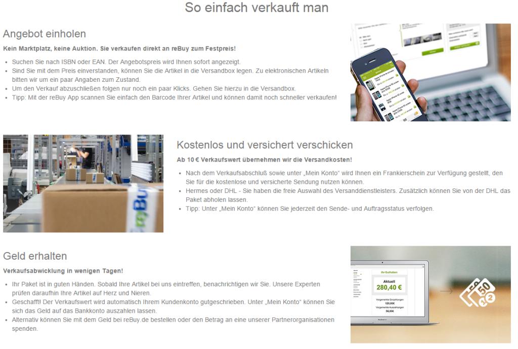 screenshot rebuy.de