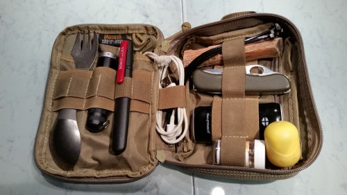 Paxpedition Fatty Pocket