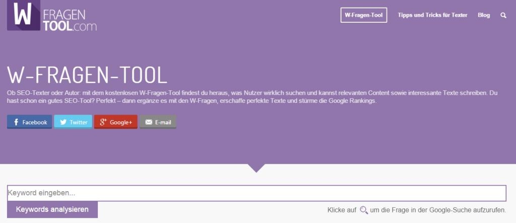 Webmaster Tools online
