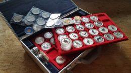 richtige Pflege von Münzen