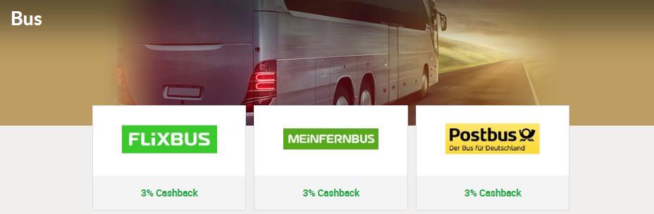 Fernbus Vergleich