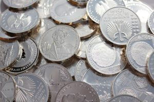 Grundausstattung für Münzsammler