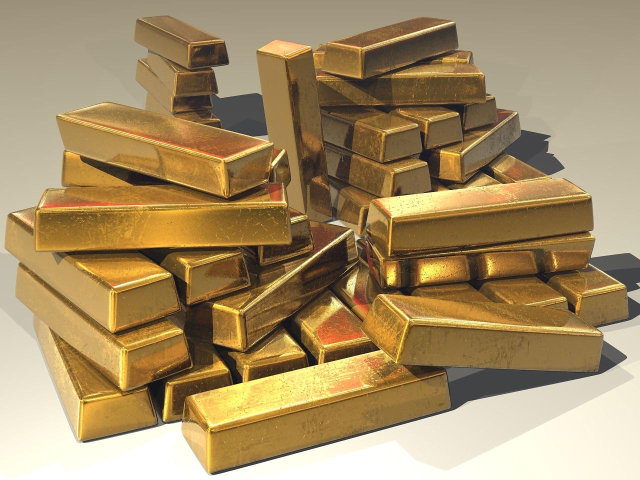 Geldanlage Gold